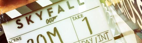 """Nomes dos personagens de """"007 – Operação Skyfall"""" surgem na internet."""