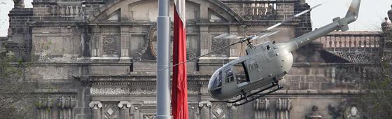 """Seguem os preparativos para as filmagens de """"007 Contra SPECTRE"""" no México"""