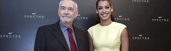 """Coletiva de imprensa no México dá início as filmagens de """"007 Contra SPECTRE"""" no país"""